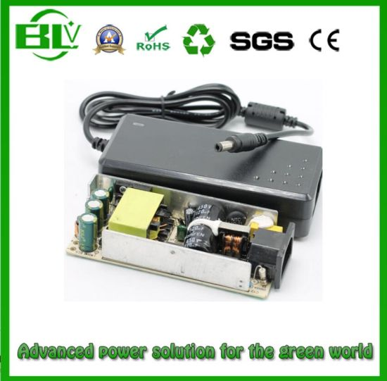 25.2V2a Electric Bicycle Power Adapter Battery Charger to Power Supply for Li-ion Battery with Ce pictures & photos