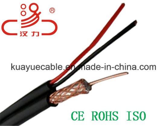 RG6/U+Power Cable/Computer Cable/ Data Cable/ Communication Cable/ Connector/ Audio Cable