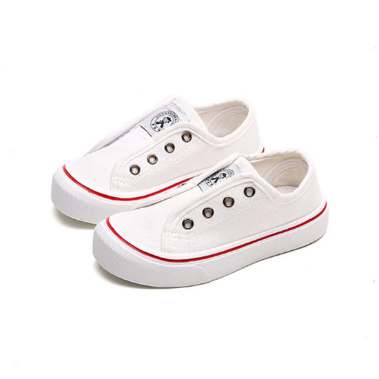 Children Shoes Boys Girls Casual Canvas Sneakers Kids Shoes