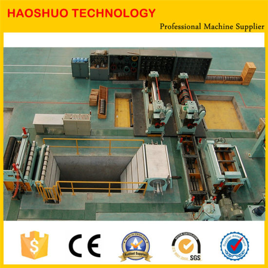 Customized Width Automatic Steel Sheet Slitting Machine, Steel Coil Slitting Line pictures & photos
