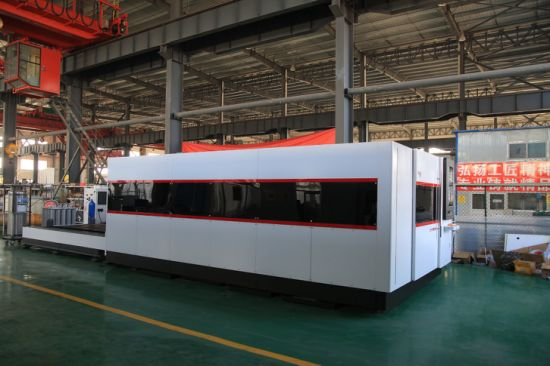 Sheet Metal Laser Cutting CNC Machine Price From Jinan Acme