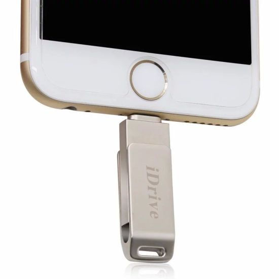 OTG USB Memory Stick 3in1 OTG Flash Drive for Ios Android PC