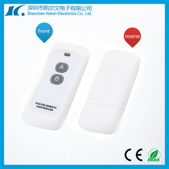433MHz Home Automation Universal RF Remote Control for Gate pictures & photos