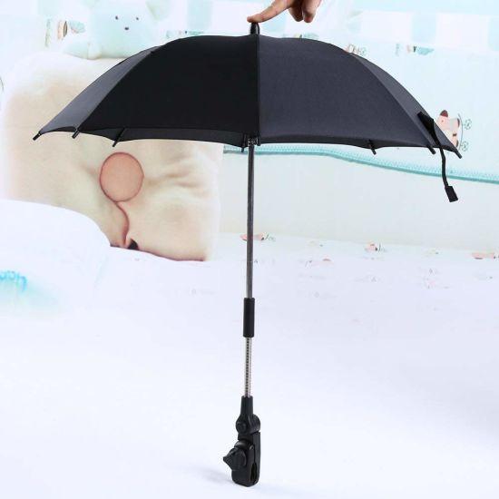 Wheelchair Pushchair Baby Stroller Parasol Rain Sun Canopy Pram Stroller Umbrella & China Wheelchair Pushchair Baby Stroller Parasol Rain Sun Canopy ...