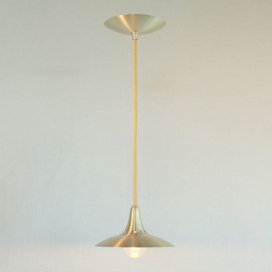 Mini MID Century Modern Pendant Light