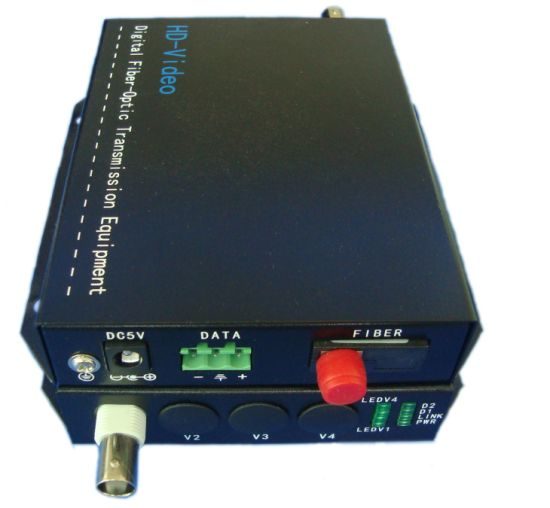 1 Channel Optical Transmitter and Receiver pictures & photos