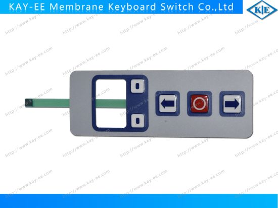 Resin Rubber Keys Membrane Switch pictures & photos