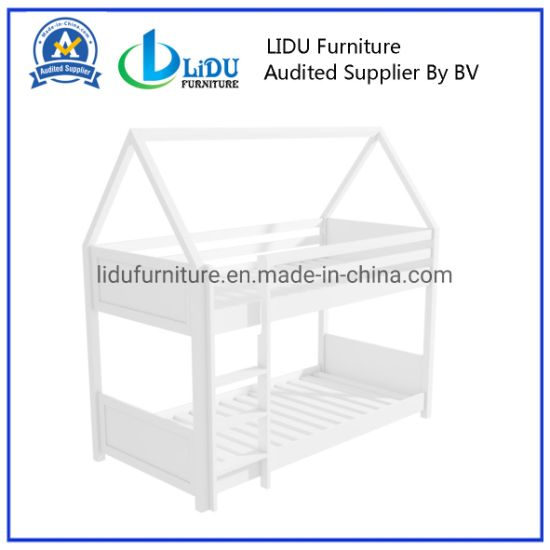 Beautiful Furniture Wood House Frame Child Simple Beds