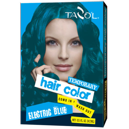Tazo′l Temporary Hair Color Cream GMPC pictures & photos