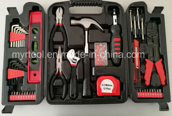 Best Selling 129PCS Professional Household Tool Kit (FY129B) pictures & photos