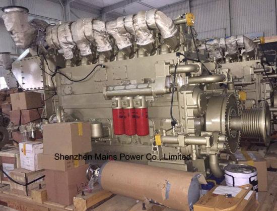 1000hp 1200rpm L6190zlc Latest Technology Marine Sel Engine Inboard Motor