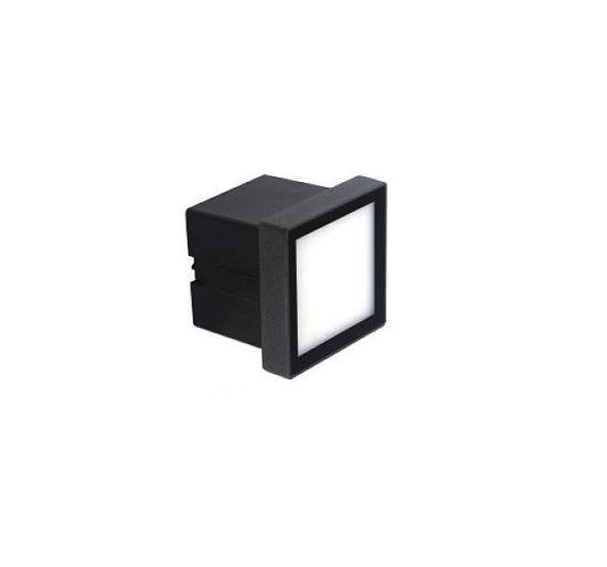 Aluminum IP54 3.5W LED Recessed Lighting