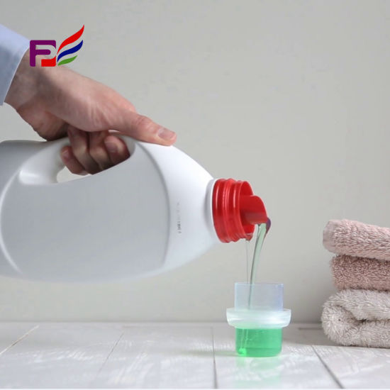 Factory Price Laundry Liquid Detergent OEM Logo for Exporting pictures & photos