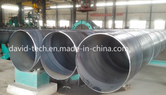 China Spiral Submerged Arc Welded Steel SSAW Seamless Steel