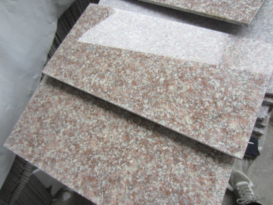 Cheap Granite 687 Slabs Peach Red Granite pictures & photos