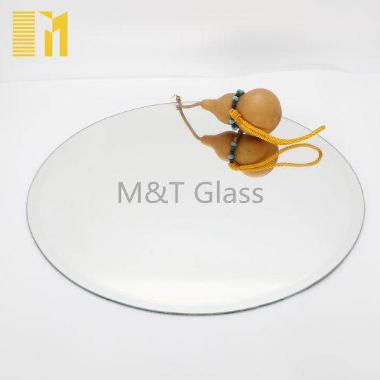 3mm 4mm 5mm 6mm Decorative Frameless Wall Mounted Bathroom Mirror for Home Decoration