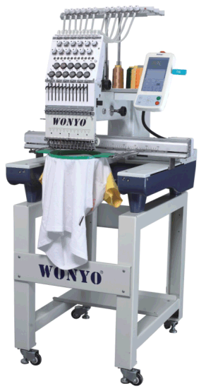 2017 New Type Single Head Embroidery Machines with Tajima Software pictures & photos