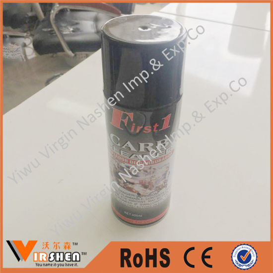 China Car Carburetor Care Wash Spray Type Carb & Choke