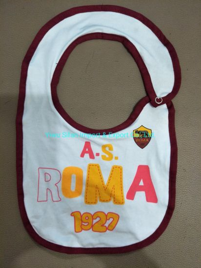 Cotton Baby Bibs with Press Button pictures & photos
