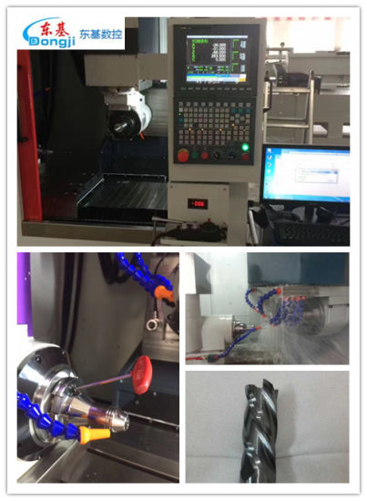 5 Axes CNC Tool Grinder for Manufacturing Standard & Special Cutting Tools pictures & photos