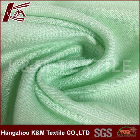 100% Rayon Soild Dyed Spun Rayon Fabric for Textile Garment