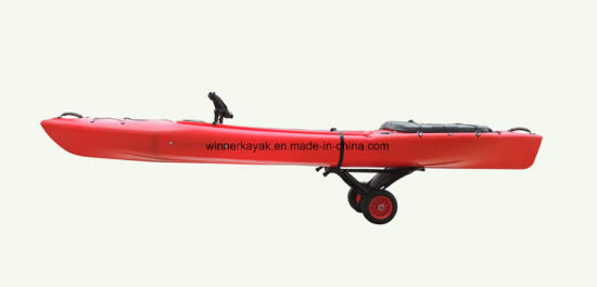 Sit on Top Fishing Kayak with Single Seat pictures & photos