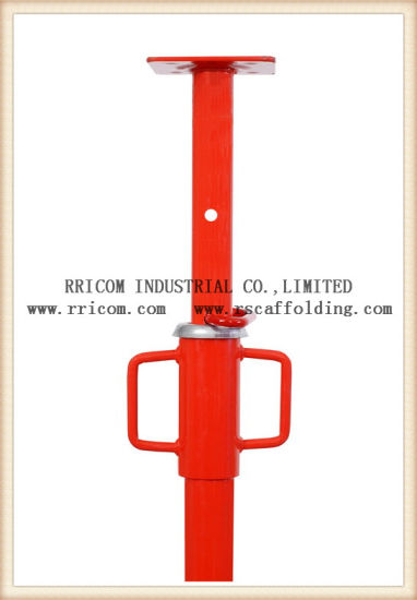Painted Shoring Props, Metal Shoring Props for Scaffolding System pictures & photos