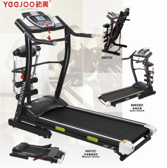 2.5HP Fitness Equipment, Motorized Home Treadmill (9007C) pictures & photos