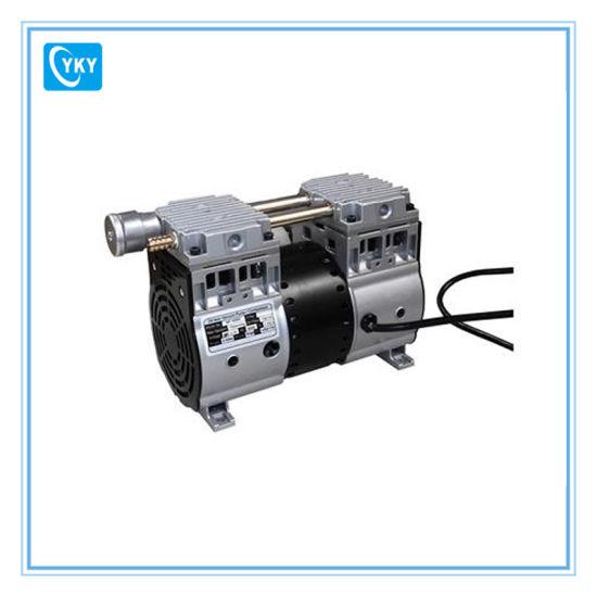 Compact Low Noise Oil-Free Vacuum Pump