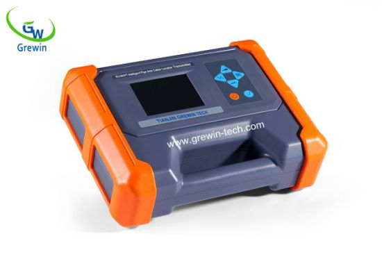 640Hz-197kHz Underground Feeder Cable Wire Fault Testing Equipment for Tracing and Detecting