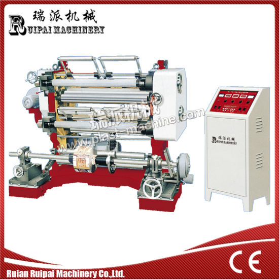 Automatic Paper Rolls Slitting Machine