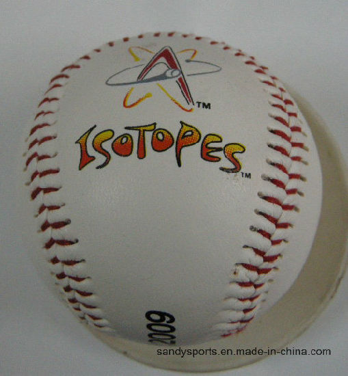 Custom Logo Promotion Colorful PVC Leather Baseball pictures & photos