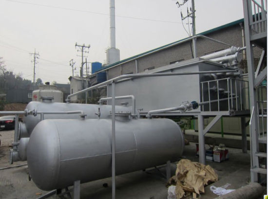 10ton Plastic Pyrolysis Equipment Q345 R Reactor pictures & photos