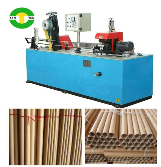 Automatic Winding Kraft Paper Core Making Machine pictures & photos