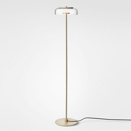 Modern Luxury Simple Metal Floor Lamp