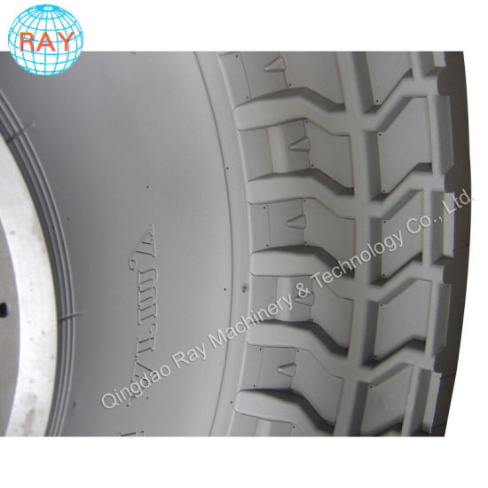 Solid Rubber Motorcycle Tyre Tire Mould pictures & photos