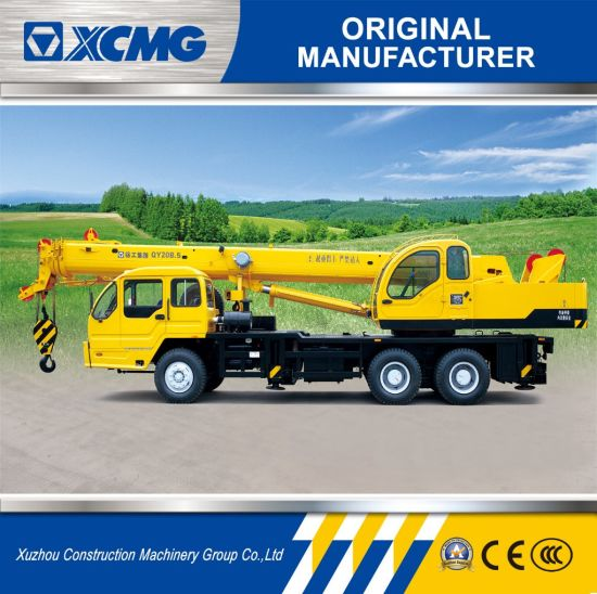 XCMG Official Manufacturer Qy20b. 5 20ton Truck Mounted Crane pictures & photos