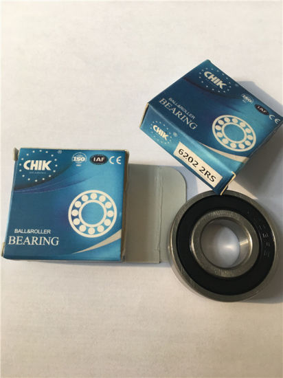 Chik Deep Groove Ball Bearings 6205zz 6206zz for Iran Excellent Quality pictures & photos