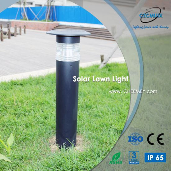 Waterproof LED Solar Lawn Light for Garden with Ce & RoHS