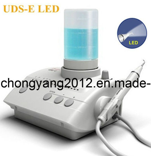 CE FDA Woodpecker Uds-E LED Dental Tooth Piezo Ultrasonic Scaler pictures & photos