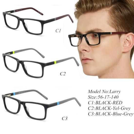 7ba10de767d4 Min Quantity Latest Korea Handmade Eye Glasses Frames for Men and Women  pictures   photos