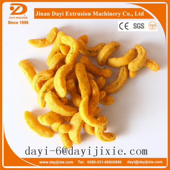 Cheetos Crunchy Corn Twist Curl Production Line pictures & photos