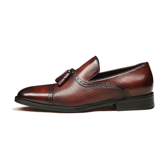 Tassels Men Shoes Loafers