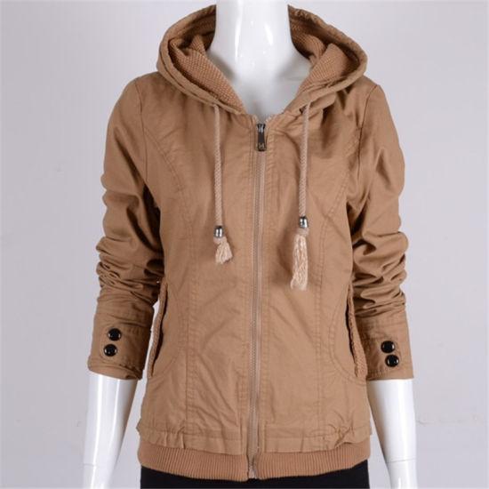 Fashion Women Spring and Autumn Jacket (PAN-00216)