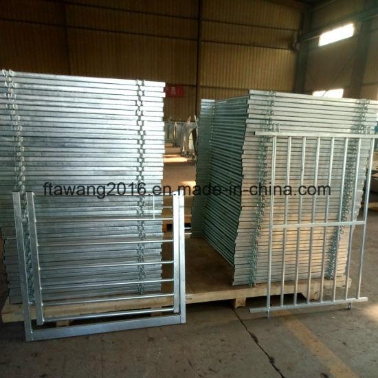 Galvanized Metal Sheep Fence Safe Hurdle Farm Fencing