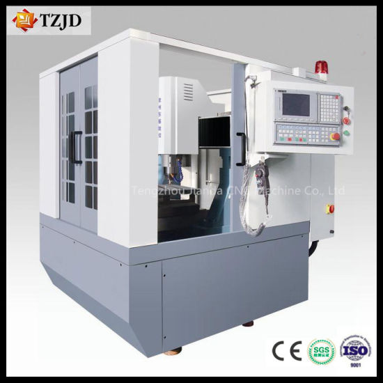 Best Price China CNC Router 6060 Metal Engraving Machine pictures & photos