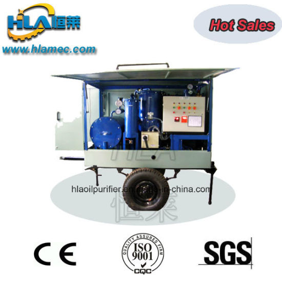 Vpm Weather Proof Vacuum Type Electric Power Insulating Oil Purifier pictures & photos