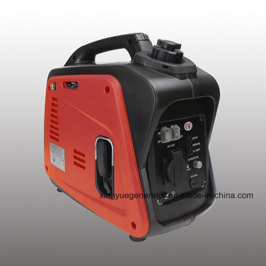 Standard AC Single-Phase 1kVA 4-Stroke Power Inverter Generator pictures & photos
