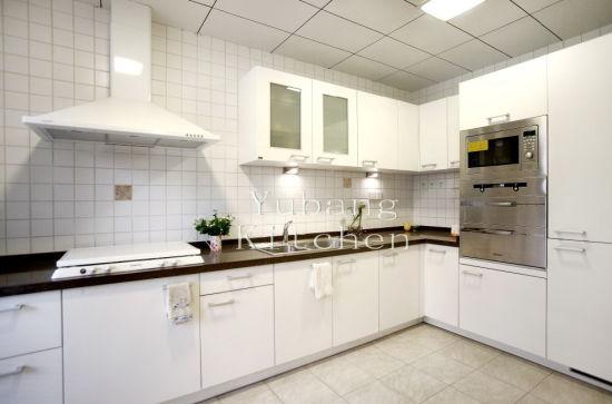 Baked Paint Kitchen Cabinet (M-L83)