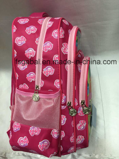 Wholesale New Kids School Backpack Bag pictures & photos